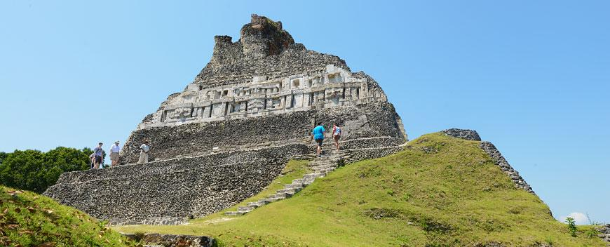 chaa-creek-belize-xunantunich-maya-temple