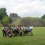 Belizean Teachers Attend Bi-National Environmental Education Institute