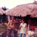 Belize Photo of the day: Mick & Lucy Fleming – Founders and Owners of Chaa Creek