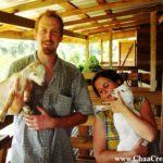 Belize Photo of the Day: Maya Farm Goats