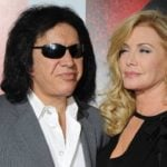 Gene Simmons – another happy victim of the Belizean love bug