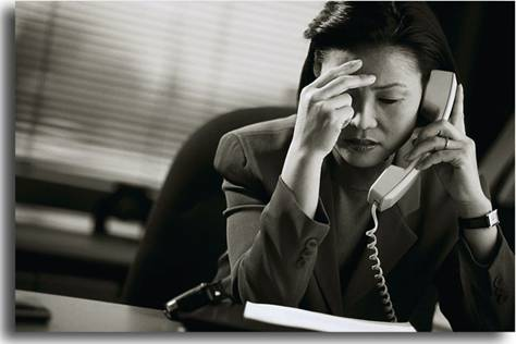 Get rid of post vacation stress, but how?