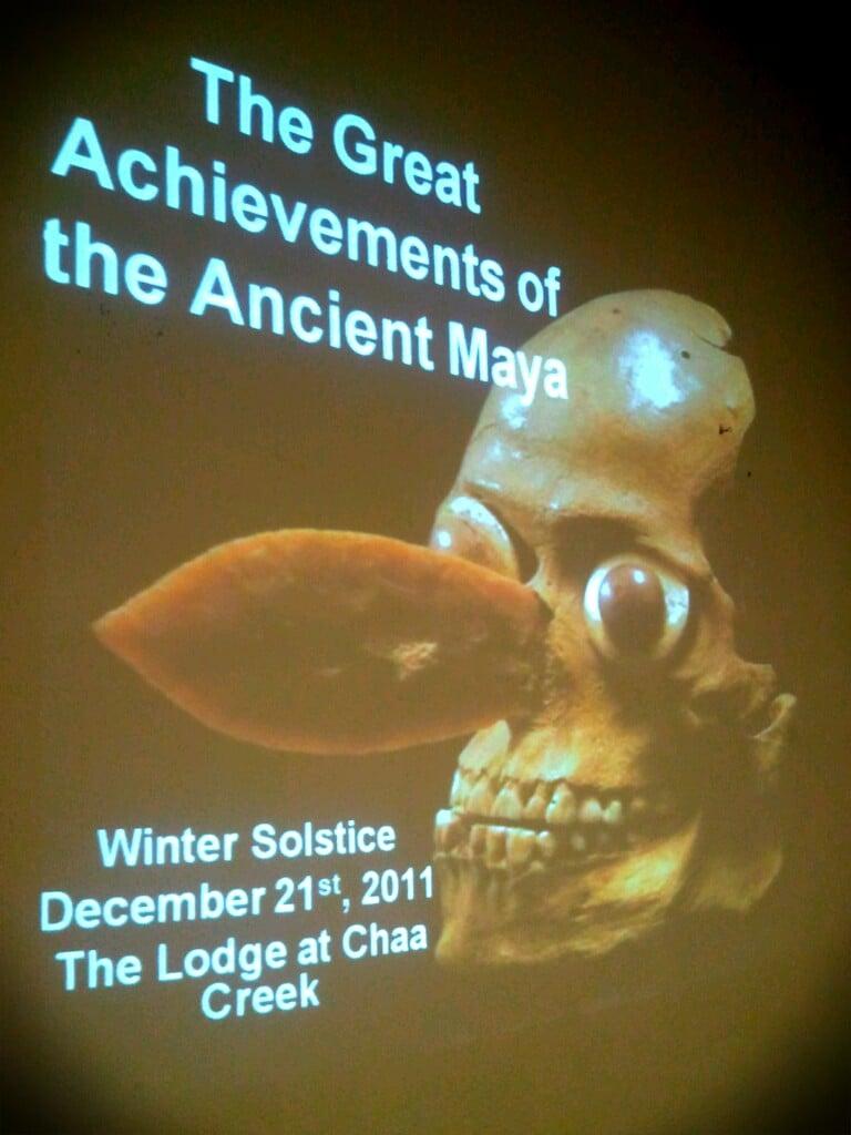 ancient maya presentation