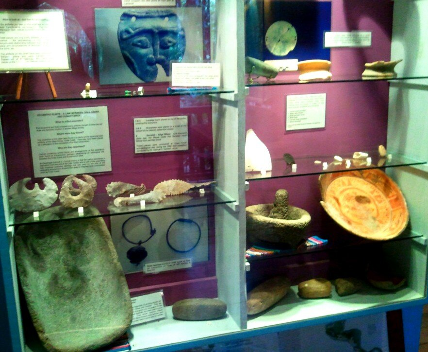 belize maya artefacts