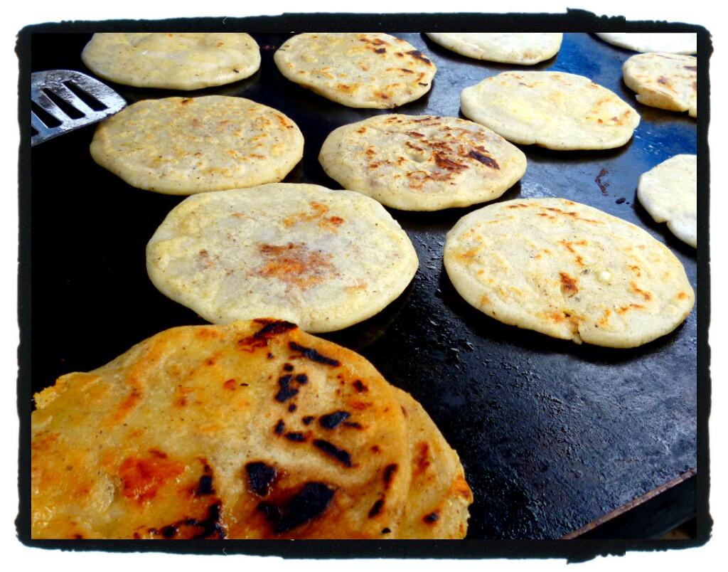 food in belize: pusasa