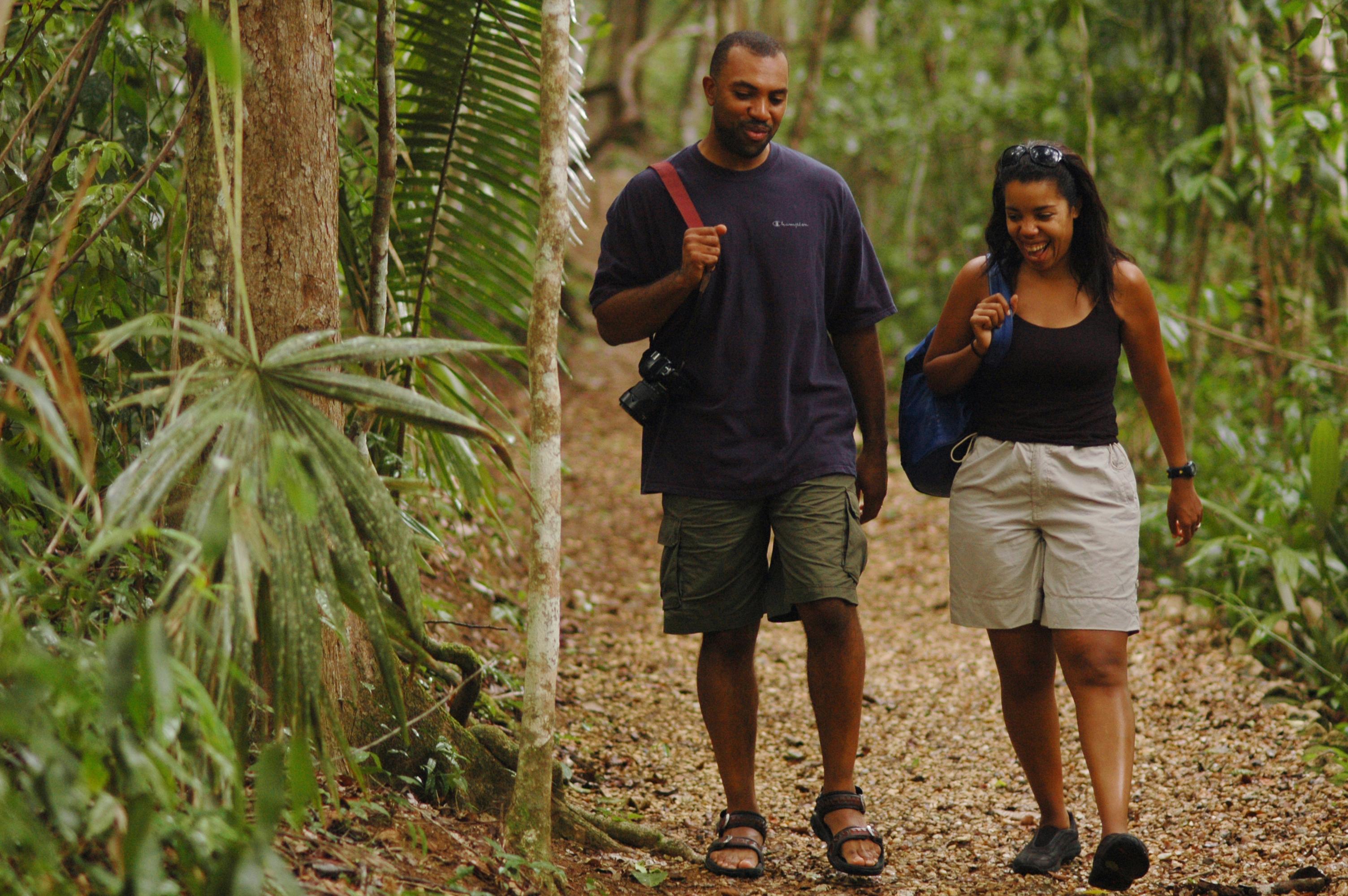 Chaa Creek Hiking