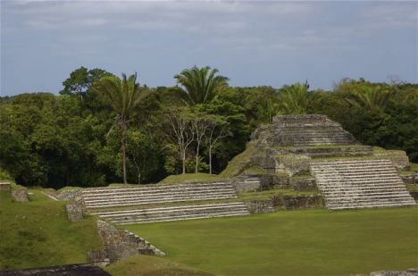 altun-ha in belize