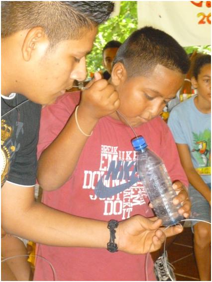 Belize Conservation