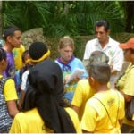 2012 CHAA CREEK ECO CAMP – BELIZEAN WILDLIFE