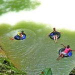 Cave Tubing is one of Belize's popular adventure tours