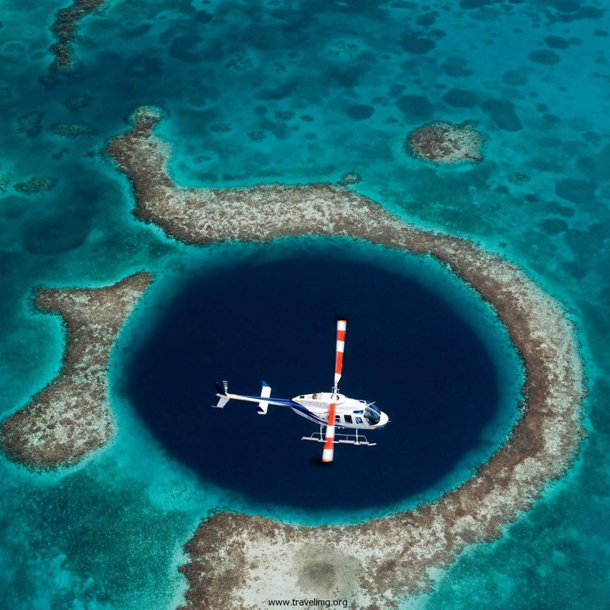 The-Great-Blue-Hole-Belize-