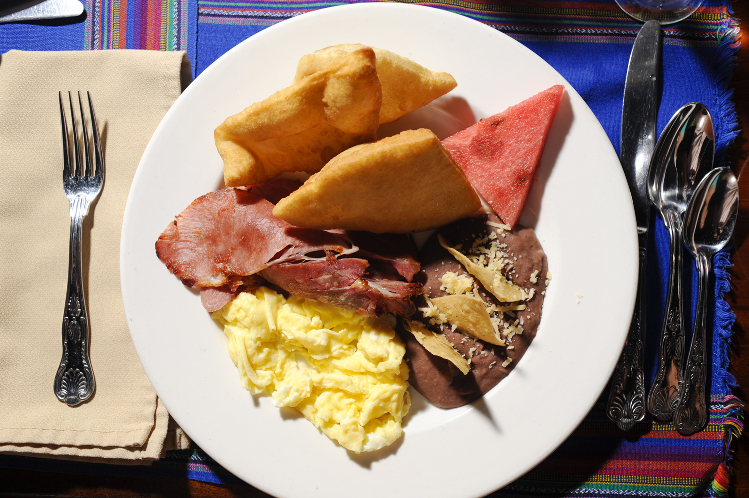 true belize breakfast