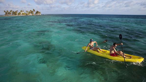 It's Official – Belize is Happy!