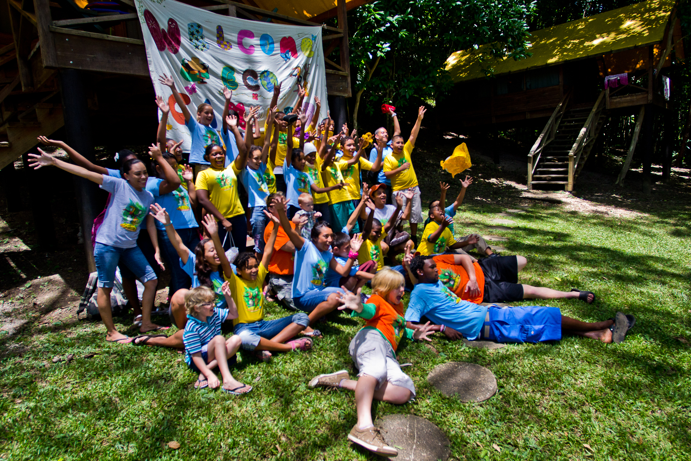Eco Kids Summer Camp 2013