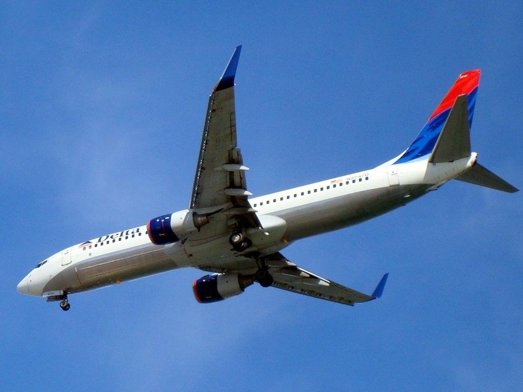 Delta 737 800