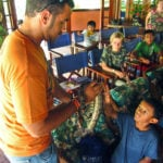 Eco Kids Learn About Belizean Wildlife