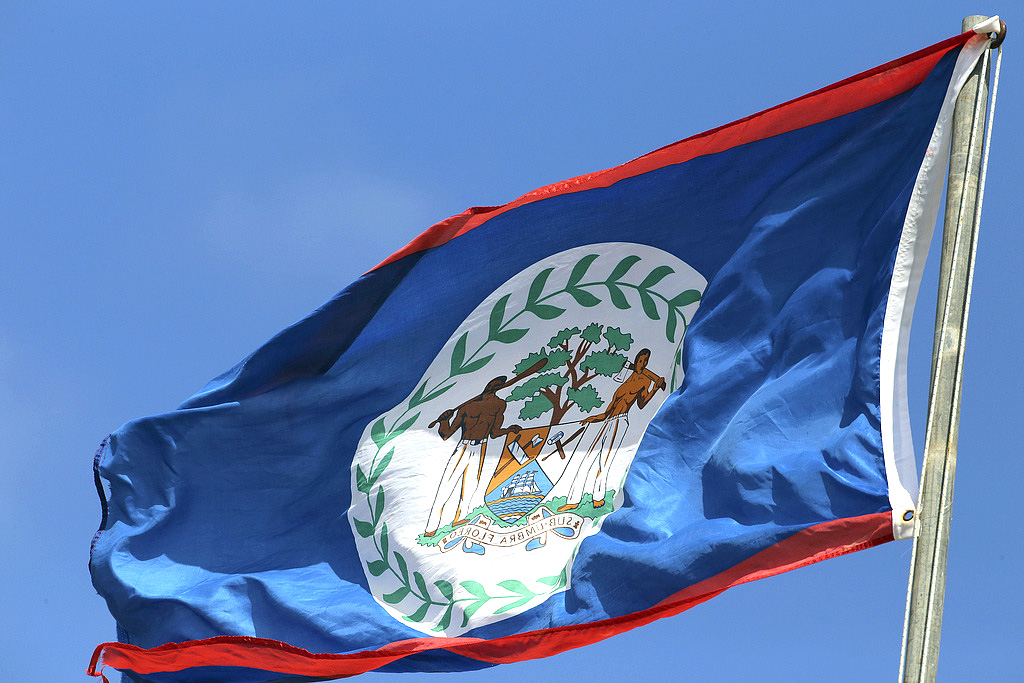 Belize Flag Independence