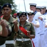 A Sail of Two Cities As Portsmouth based HMS Lancaster Joins in Belize City Celebrations