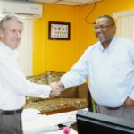 Chaa Creek Welcomes British High Commissioner to Belize