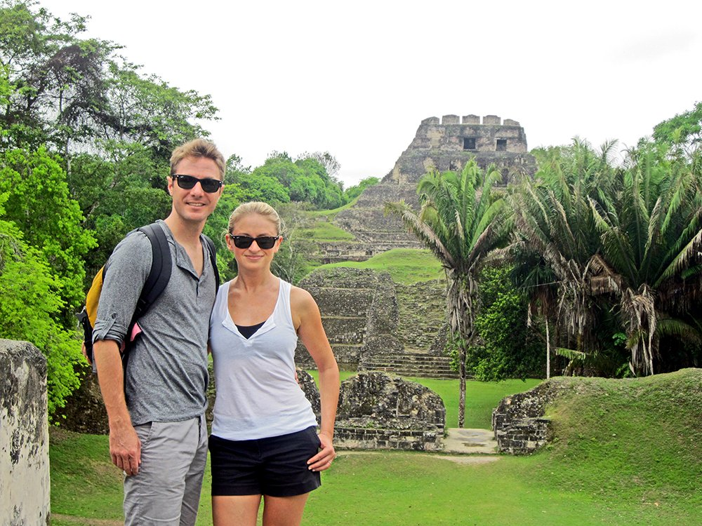 Belize Honeymoon Vacation