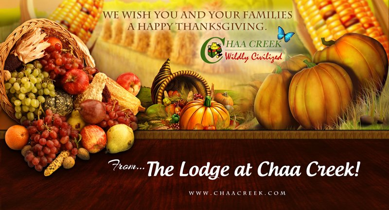 Chaa-Creek-Belize-Thanksgiving