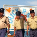 Belize Cops Invite Public to Join in and Celebrate Drop in Crime