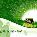 HAPPY SAINT PATRICK'S DAY FROM CHAA CREEK
