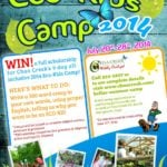 What is the Eco Kids Summer Camp all about?
