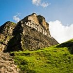 The Magic of Xunantunich Maya City in western Belize