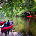 Canoeing in Belize: Summer's Here and the Time is Right!