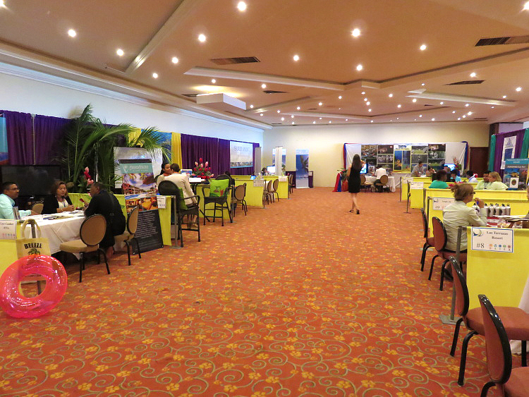 BETEX-Belize-Travel-Expo-Booths