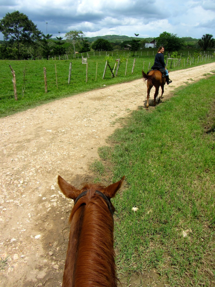 Horseback-riding-San-Ignacio-Belize