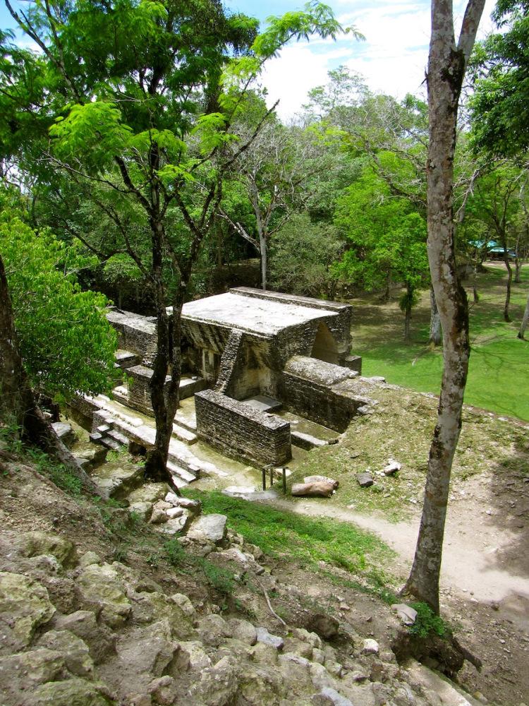 Mayan-ruins-of-San-Ignacio-Belize