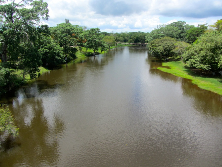 The-river-of-San-Ignacio-Belize