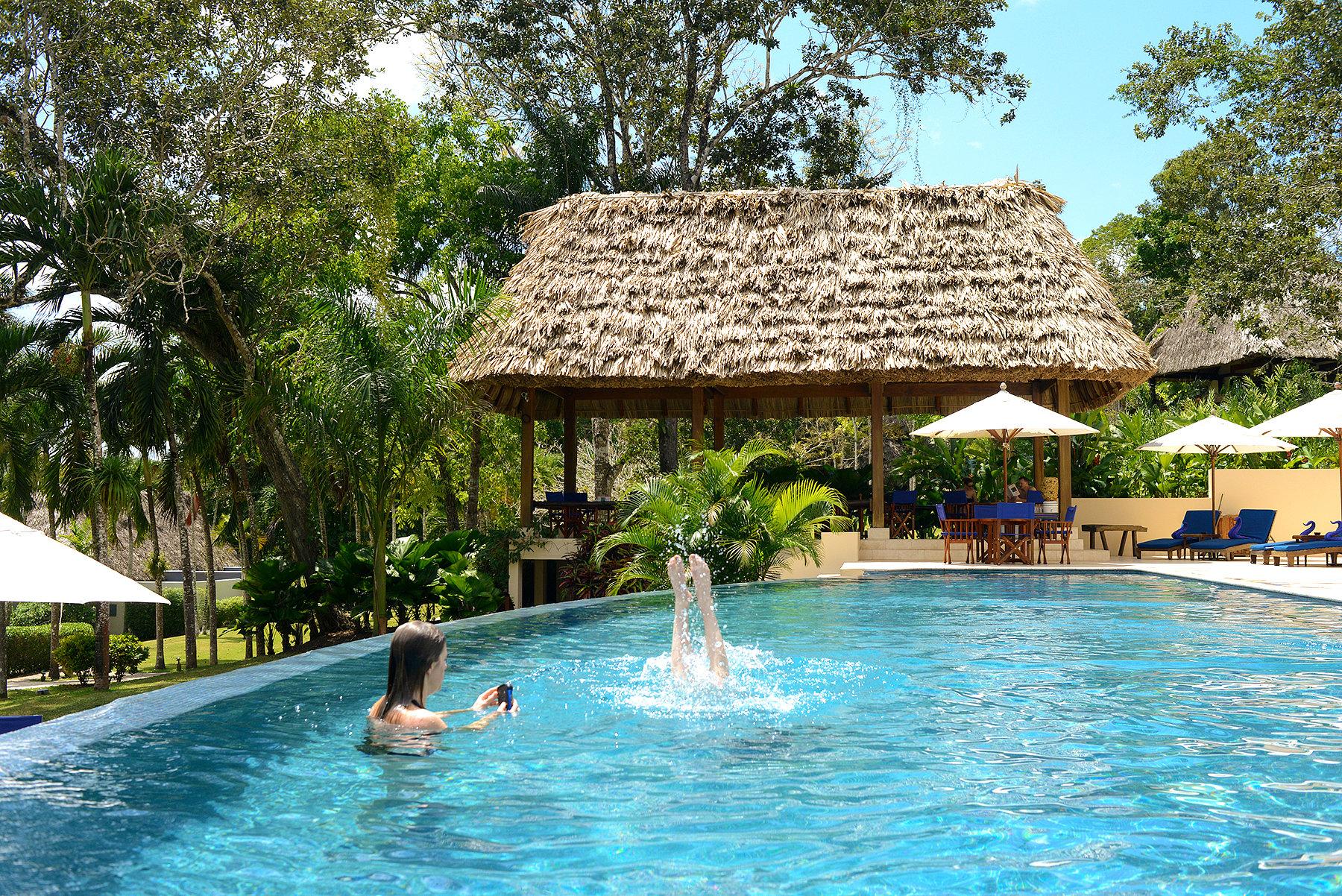 Chaa-Creek-swimming-Pool