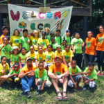 Belize's Budding Environmentalists are Happy Campers