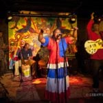 The Garifuna Collective: A Heroic Welcome Home!
