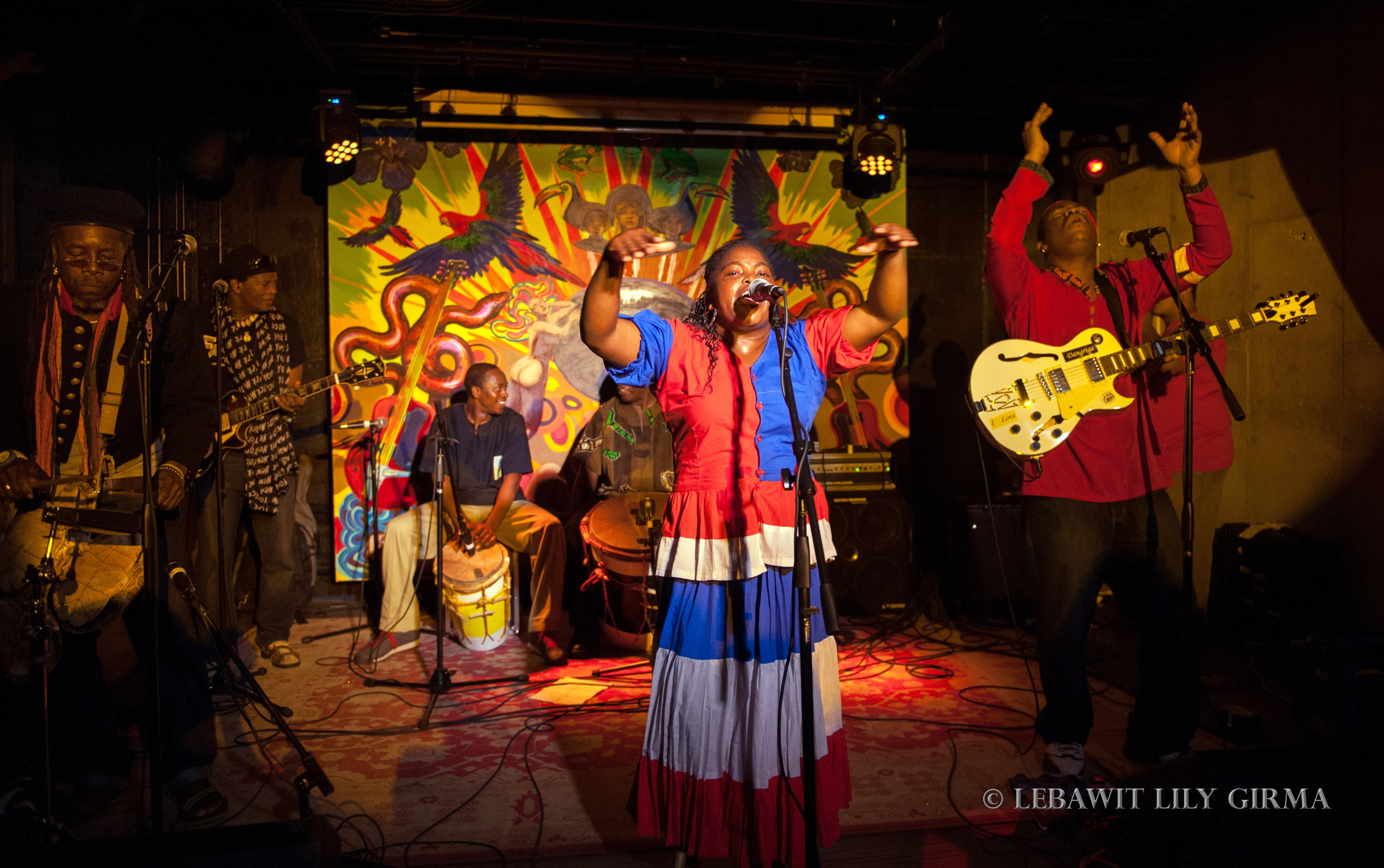 The Garifuna Collective receives a Heroic Welcome back after European Tour!