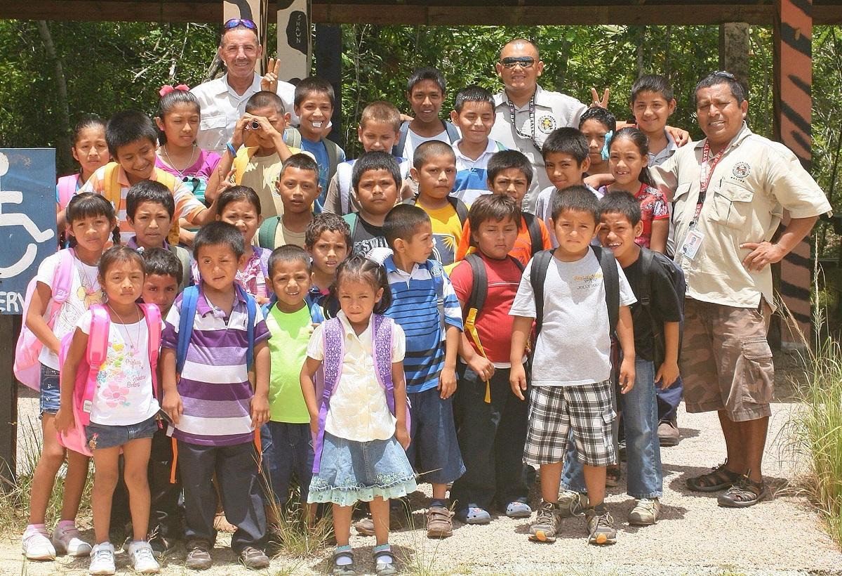 Chaa-Creek-Kids-Donation