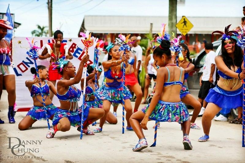 Carnival-Belize