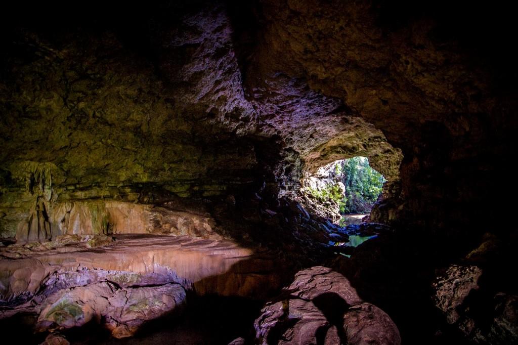 Rio-Frio-Cave