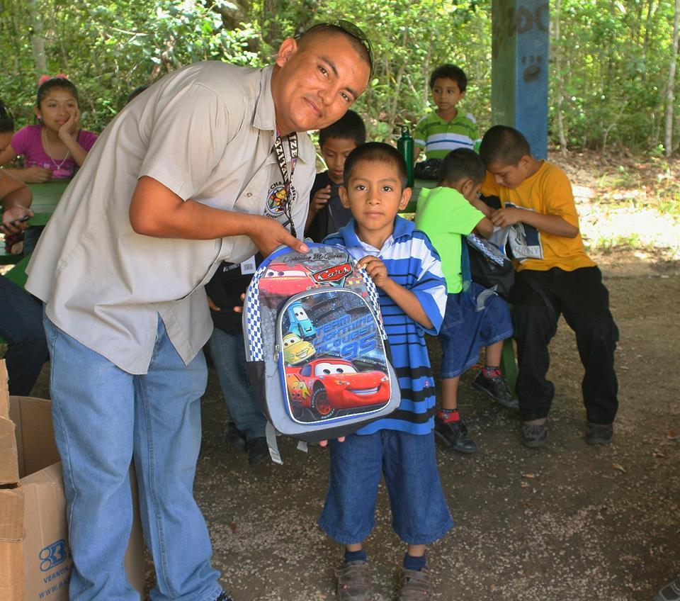 Chaa-Creek-Kids -Donation