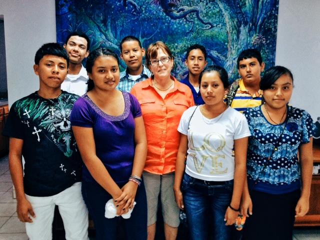 Chaa Creek Scholarship Winners