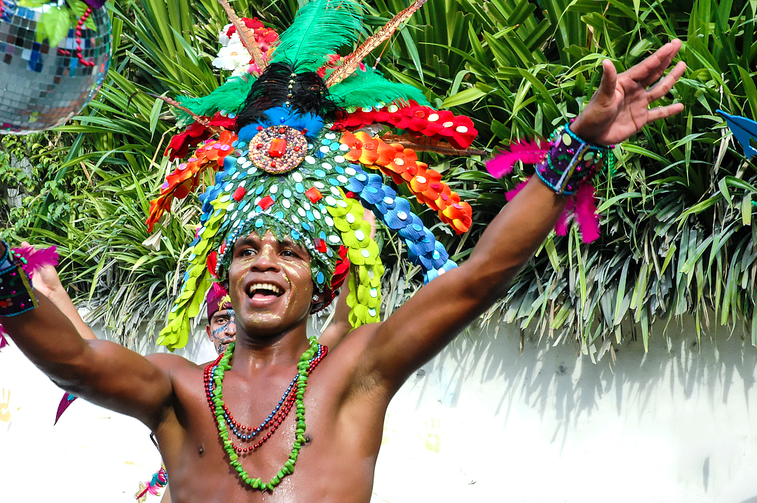 Carnival in Belize gets bigger every year in September!