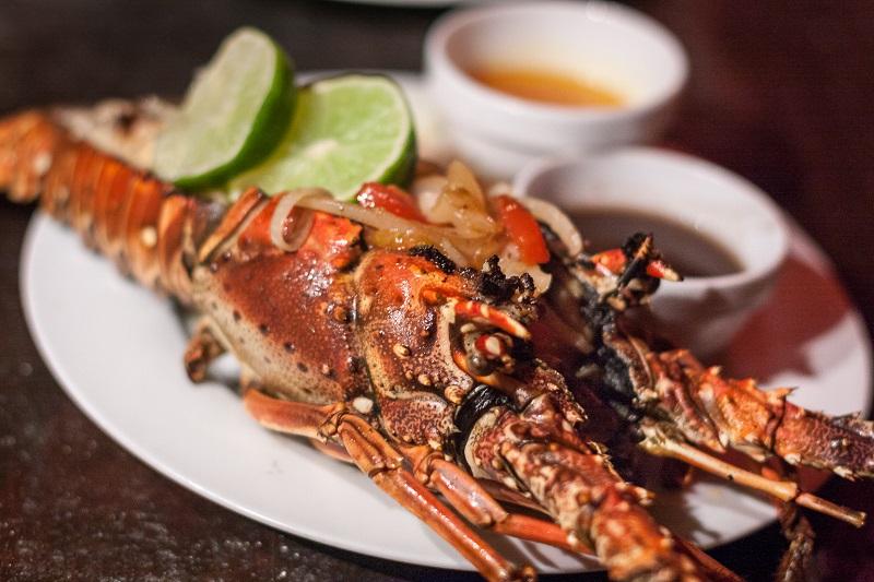 Belize-Lobster