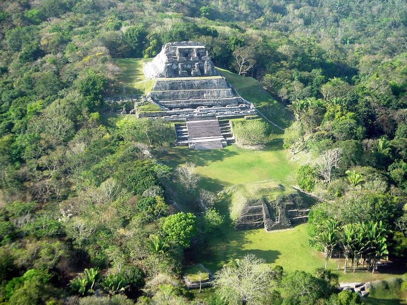 Belize-Xunantunich