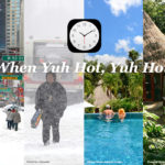 Belize Winter Vacation: When yuh hot, yuh hot!