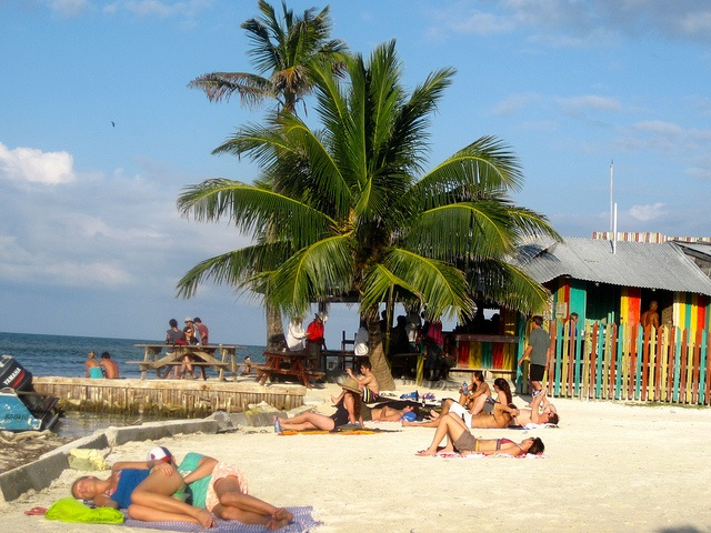 Belize-Beach