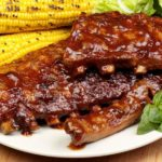 Belize Recipes: Caribbean Barbecue Rum Ribs