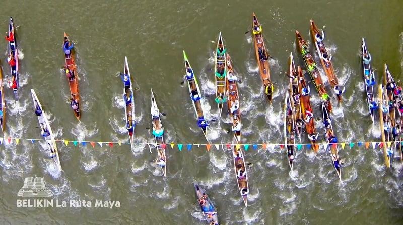 La Ruta Maya Belize River Challenge 2015